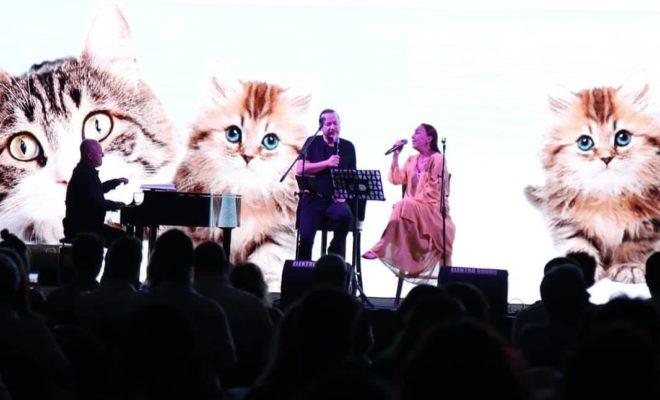 Kedi Hekimliği Kongresi Leman Sam Konseri