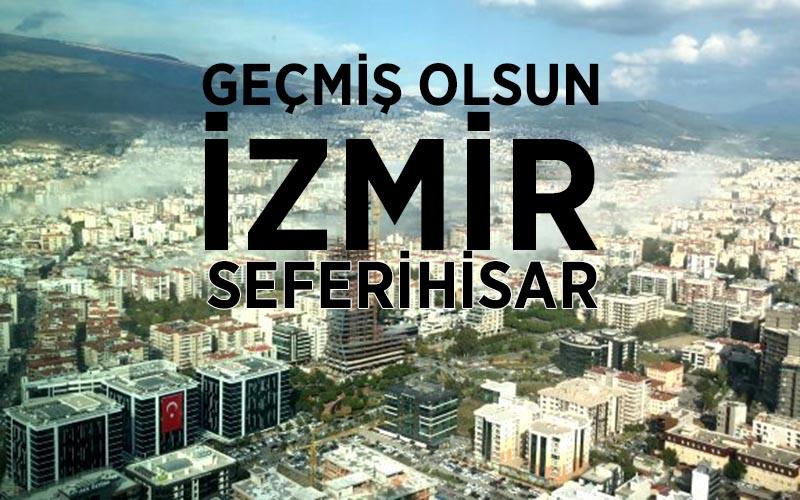 Geçmiş Olsun İzmir Seferihisar - Dr.Tarkan Özçetin