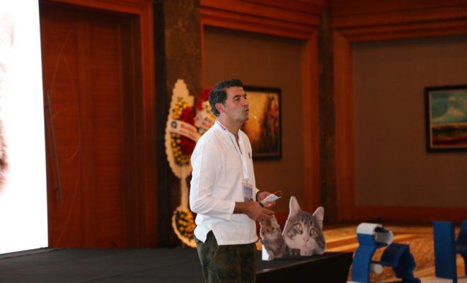6-8 Ekim'de yapılan Kedi Hekimliği Kongresi: Fahir Öğünç