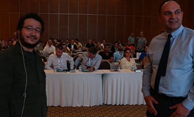 Kedi Hekimliği Kongresi'nde Dr. Oytun Erbaş çok keyifli bir konuşma gerçekleştirdi!